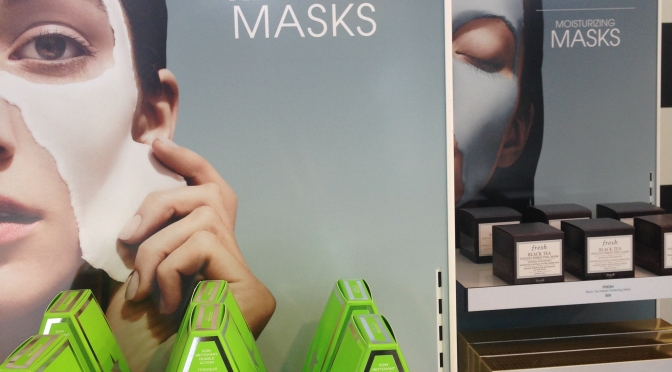 Revealing Faces: Korean Facial Masks