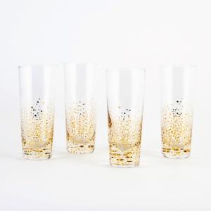 Cocktail glasses via www.brit.co