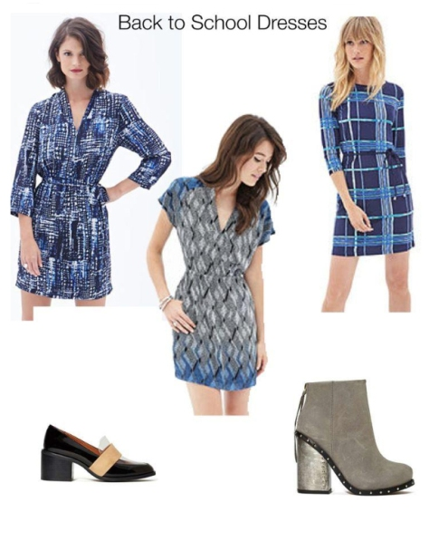Can't decide on two pieces to wear? Just slide on a single casual dress and throw on some boots.  Created with the StyleChat App