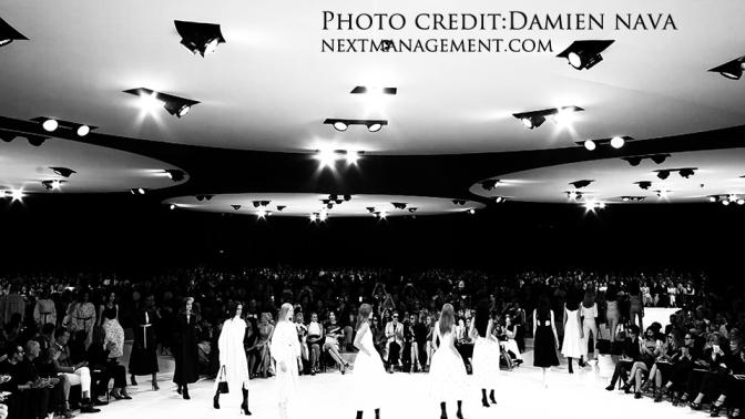 Christian Dior's Spring 2015 Collection Creates a Futuristic Fantasy