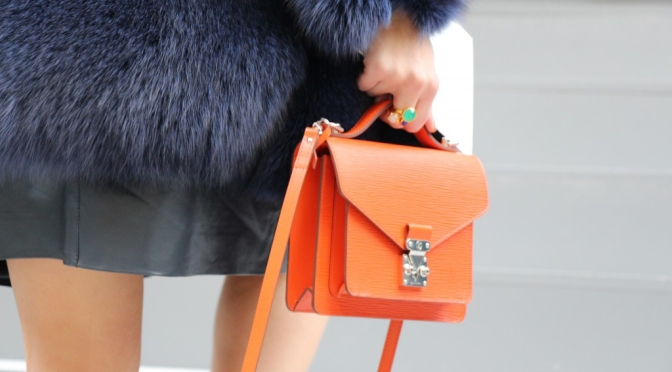 How to Wear Orange in the Most Flattering Way