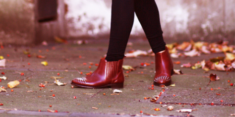 Booties: Photo courtesy of College Candy. Click through to original article
