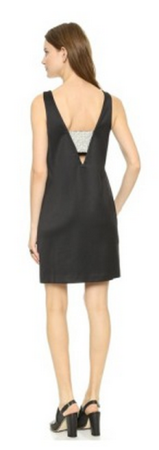 Club Monaco dress. Courtesy of Style List.  Click to original post.