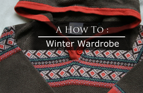 How to Revitalize your Winter Wardrobe