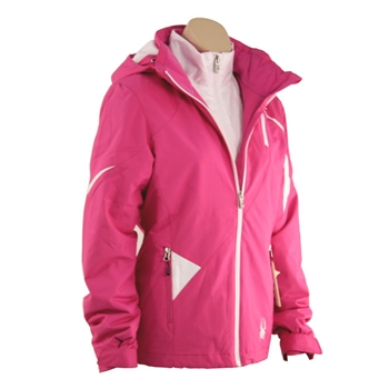 Bright Pink Spyder Jacket, Courtesy of SunandSki.com