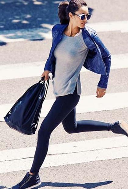 Photo Courtesy of Athleta, featured on The Fashion Spot.