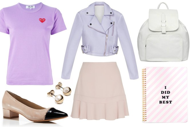 Back to School Style Inspirations