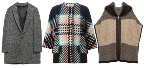From Left to Right: Zara, Farfetch, Zara