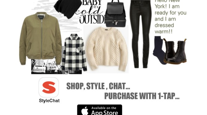 Welcome to the future of Online Shopping: StyleChat