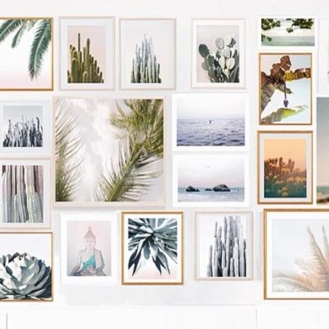 Shop this exact Picture Frame Set from Urbanoutfitters.com on the StyleChat App!